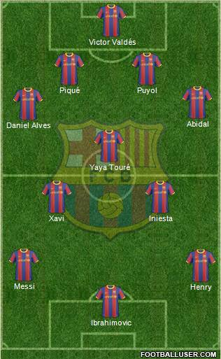 FC Barcelona 2009/10