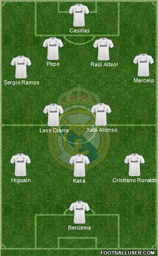 Real Madrid 2009/10