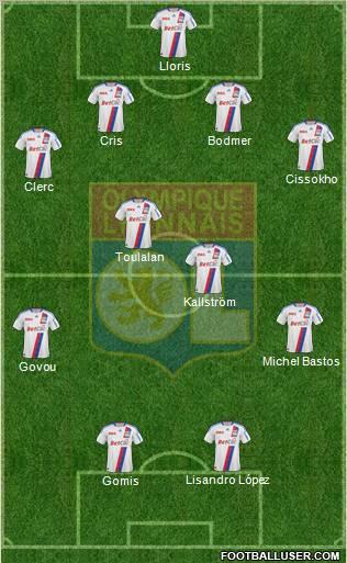 Olympique Lyon 2009/10