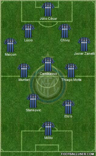 Inter Milão 2009/10