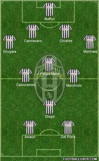 Juventus 2009/10