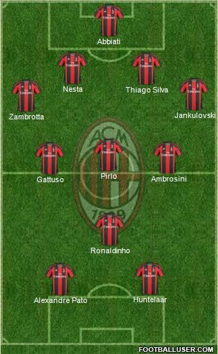 AC Milan 2009/10