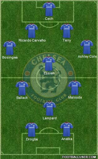 Chelsea 2009/10
