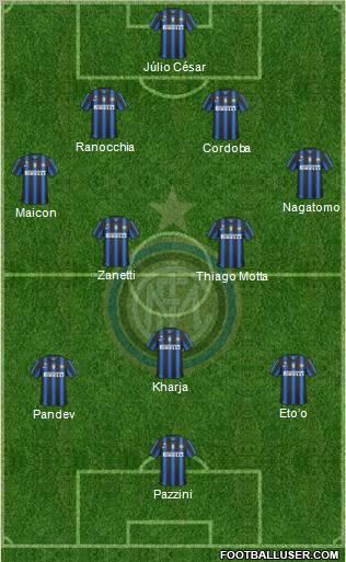 Inter Milão vs. Cagliari
