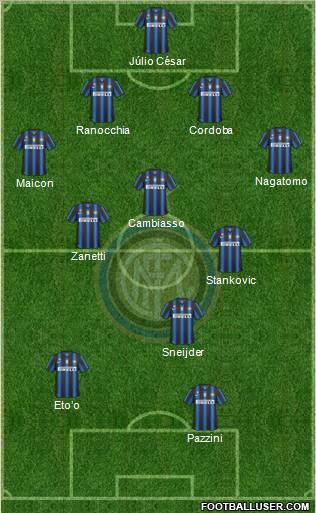 Fiorentina vs. Inter Milão