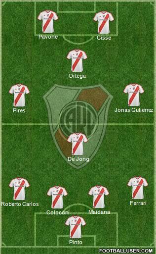 fotos de river plate 2011. River Plate