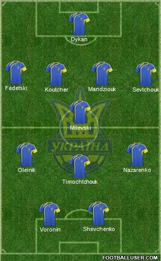 Angleterre 0-1 Ukraine 134040_Ukraine