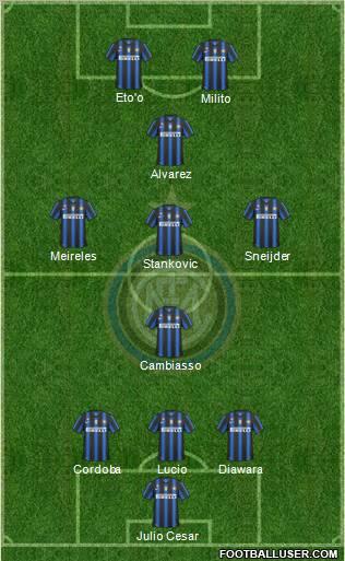 Fed][Amistoso] Malaga Vs Inter De Milan
