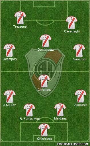 River Plate, mi pasión