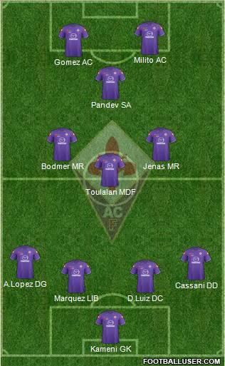 Compositions 347368_Fiorentina