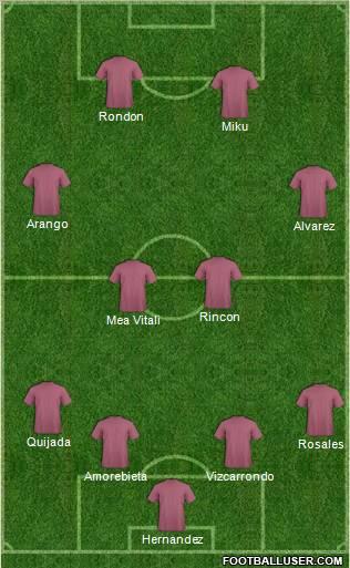AMISTOSO: ESPAÑA - VENEZUELA 349089_Dream_Team