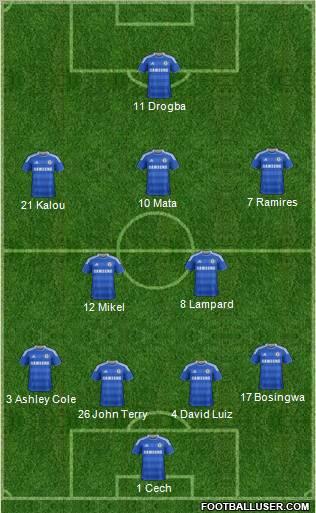 FA Cup 2011/2012 382204_Chelsea