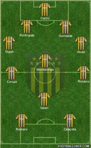 Pasion Amarilla. El Diario Del Mas Grande De Peñarol 416950_Club_Atletico_Penarol