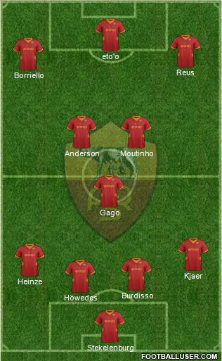 Compositions 471327_AS_Roma