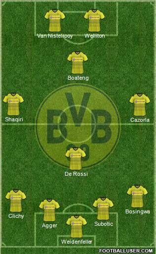 Compo 497337_Borussia_Dortmund