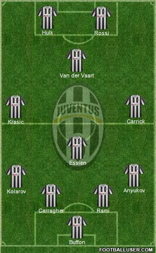 Compo 498231_Juventus