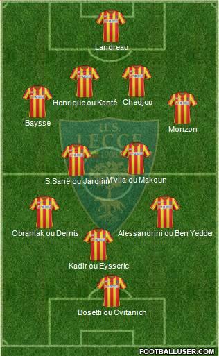 BBB News Saison XI....BBB News Saison XI....BBB News Saison  506768_Lecce