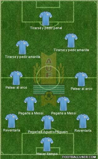 Fixture Copa Confederaciones 2013