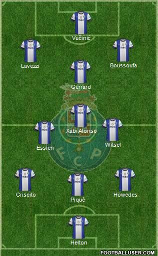 Equipo 19 - SIN USO 581540_Futebol_Clube_do_Porto_-_SAD