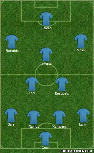FIFA/FIFPro World XI 2012 588684_Dream_Team