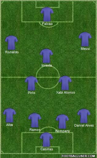 FIFA/FIFPro World XI 2012 589329_Dream_Team