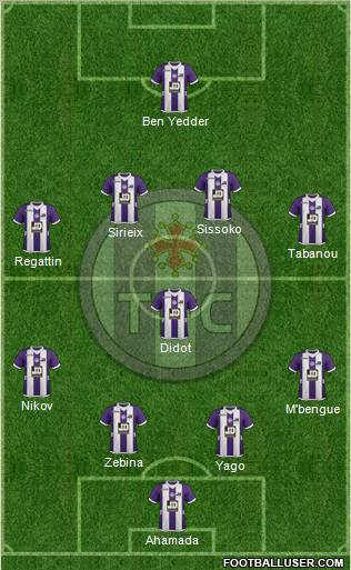 Toulouse football club france football formation by for Salon formation toulouse