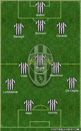 جنوى يحل ضيفاً على جوفنتوس 627226_Juventus