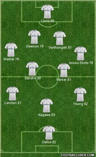 Composition 659324_Tottenham_Hotspur