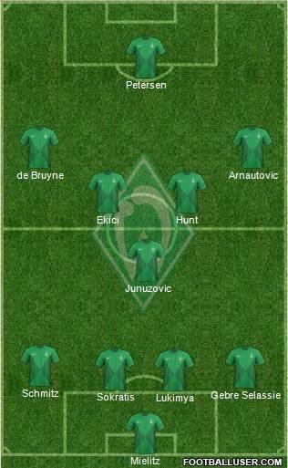 Borussia Dortmund vs SV Werder Bremen 28/09