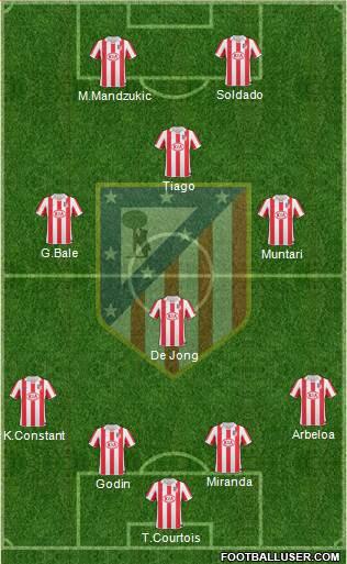 Composition 673211_Atletico_Madrid_B