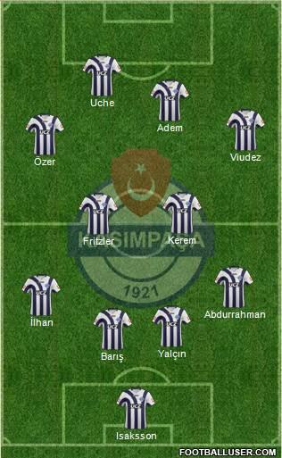 Image Result For Kasimpasa Y Galatasaray En Vivo Gratis