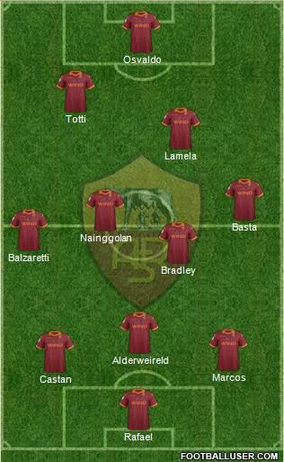 [Arrivée] Le nouvel entraineur - Page 40 712804_AS_Roma