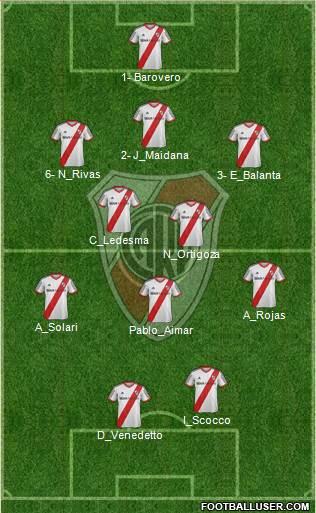 [Fecha 18] Arsenal VS River Plate 868539_River_Plate