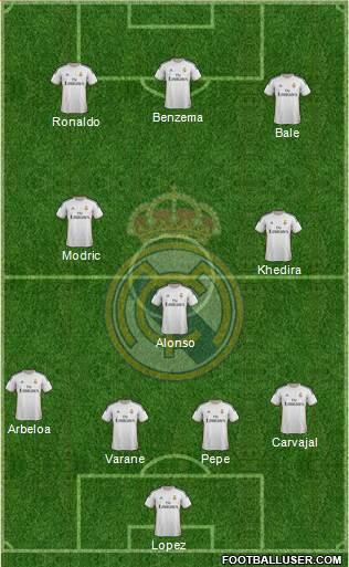 Мадридтен сөйлеп тұрмыз: 13 - тур. Ла Лига. Криштианудың 19-шы хет-тригі