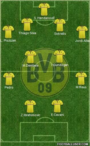 CREATION CENTER BORUSIA DORMUNT 909612_Borussia_Dortmund