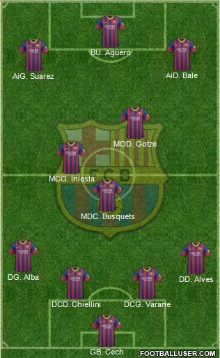 FC Barcelone   936212_FC_Barcelona