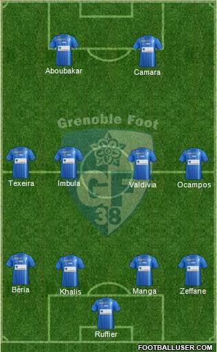 algerie foot châteauroux