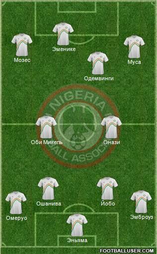 Франция - Нигерия 2:0. Всему виною деньги, деньги - изображение 2