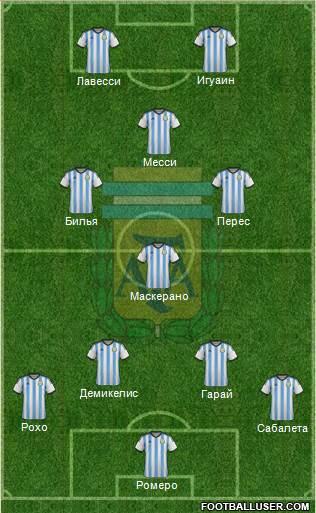 Нидерланды - Аргентина 0:0, по пенальти - 2:4. Настоящий полуфинал - изображение 2