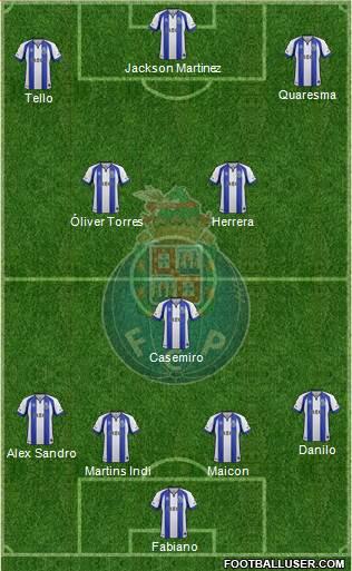 Porto moreirense online