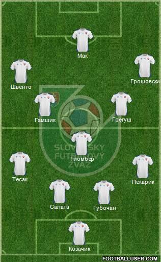 Отбор к Евро-2016. Испания - Словакия 2:0. Фирменный стиль - изображение 2