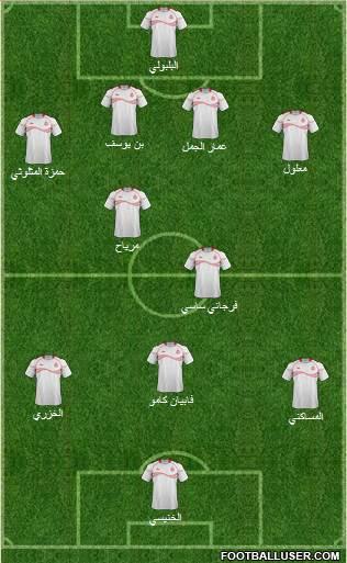 tunesien fussball