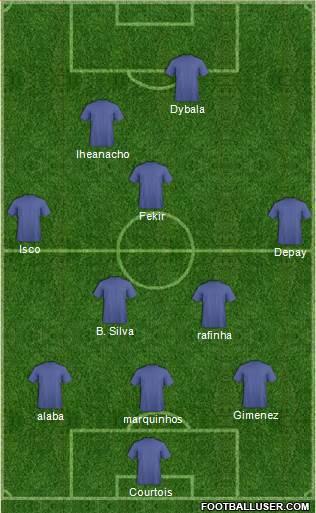 Joker - Centre de formation 1428875_Champions_League_Team