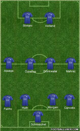 Compo 1ere journée  1537032_Leicester_City
