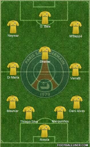 Retour, Paris Saint Germain vs Manchester United 1681670_Paris_Saint-Germain