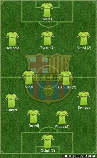 4eme Journée 1716672_FC_Barcelona