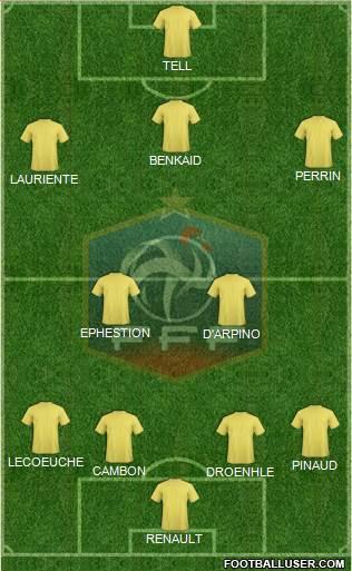 Coupe de France 7éme Tour 1723197_France