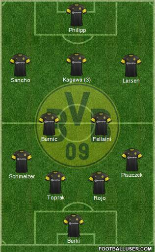 9ème Journée 1724163_Borussia_Dortmund