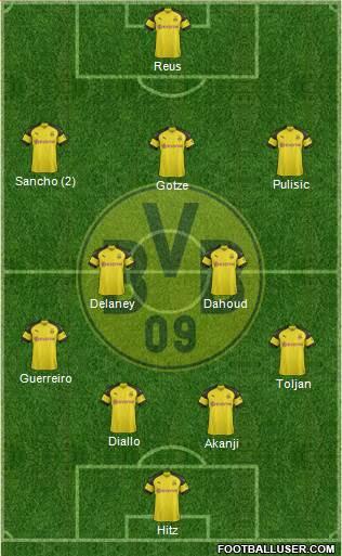 10eme Journée 1725297_Borussia_Dortmund