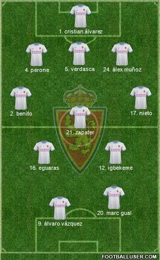 [J16] R. Zaragoza - Cádiz C.F. - Viernes 30/11/2018 21:00 h. 1725396_R_Zaragoza_SAD